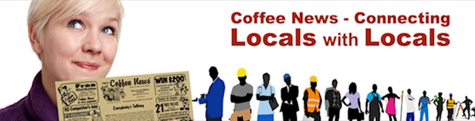 Readers love the good news in Coffee News®